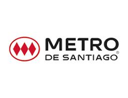 Metro Santiago logo