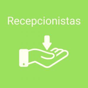 Recepcionistas