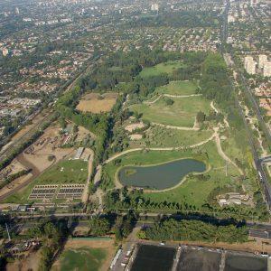 Parque Alberto Hurtado